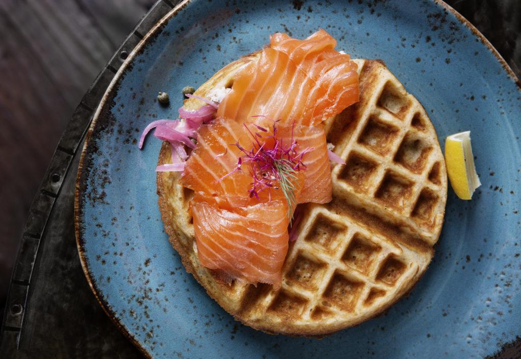 Rex Hale - Salmon & Waffles